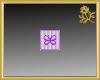 Kawaii Butterfly Badge
