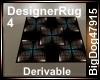 [BD] Designer Rug 4
