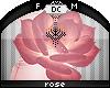 ~Dc) Back Rose