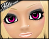 [Hot] Pink Sparkle Eyes
