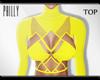 P. Yazi Shirt Yellow