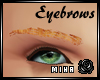 [M]Jaime Eyebrows Ginger