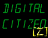 Digital Citizen Green F