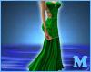 M+ Green St Paddys Dress