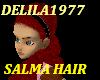 D77-Salmahair-Dkred/blk