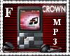 MP3 (F) HEADPHONE PLAYER