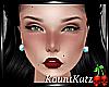 K  Libby Blushing Red