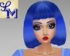 !LM Blue Bob Jolie