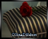 (OD) Rose on pillow