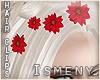 [Is] Poinsettia Hair Cli