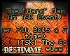 [B] The Hangman - TSK