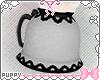 [Pup] Gray Teacup Skirt
