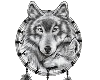 Wolf Dreams Badge