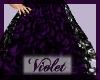 (V)  Gyspy skirt
