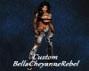 Bella Custom Back Tat