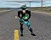 {K} Glitched Racing