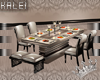 ♔K Luxe Dining Table