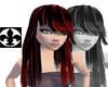 Yurina Blood Red / Black