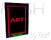 Art with Frame V, Mesh