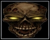 Halloween Breathin Skull