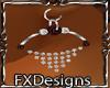 (FXD) Goth Earrings Ruby