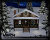 SNOWY CABIN HOME