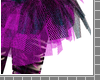 !VS! Pink&amp;Dark Tutu