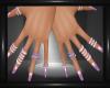 Hologram Nails & Rings
