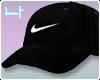 F|Nike Cap ❤ Black