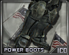 ICO BOS Power Boots M