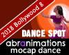 2018 Bollywood 8 Spot