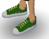 Forest Green Sneakers~M
