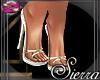 ;)Gatsby Champange Heels