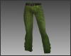 Green - Holiday Pants