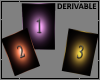 Derivable Posters