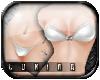 [*L] Bikini : white