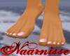 (NA) Pink Dainty Feet