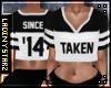 ✮ Taken '14 Jersey