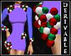 ~D~ Christmas Bulb Dress
