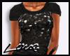 LN|Crystals T-shirt