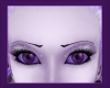 Purple Thin Brows