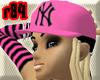 [r84] Pink NY Cap4 Blond