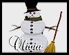 Adorable Snowman Animate