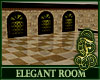 Elegant Room - Green