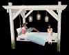 Garden Pallet Bed