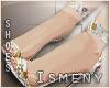 [Is] Floral Heels