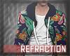 [Rf] Floral Hoodie v2