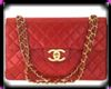 *Chanel Red Purse