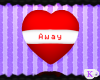 {K} Anim Heart Away