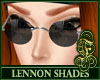 Lennon Shades Black